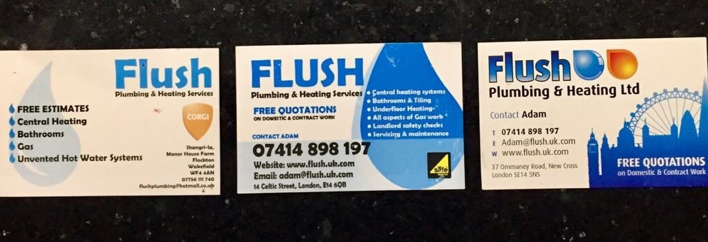 Flush-Business-Cards